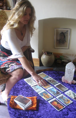 Tarot cards photo